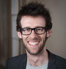 Dr Ben Longdon